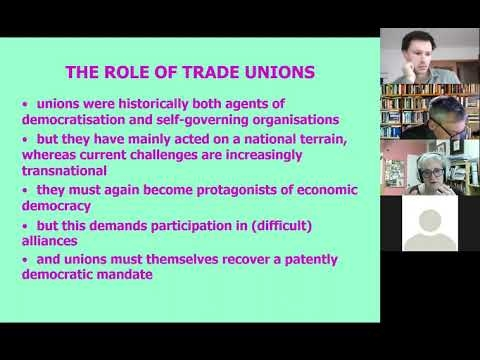 Embedded thumbnail for Democracy in trade unions, democracy through trade unions?